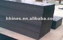 hdpe plastic sheet black color