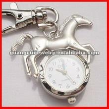 fashion horse keychain digital watch