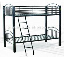 2012 new school bedroom metal furniture,metal bunk bed