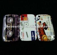 cassette hard case back cover for Blackberry 8520