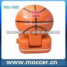 new design basketball shape speaker
