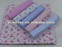 100% cotton baby diaper reciving blanket