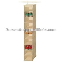 haning organizers for shoes storage