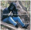 2012 nuevo diseño gorila de halloween traje de hombres