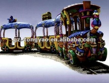 2012 hot sale electric train