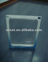 Hot sell PP/PVC/PET ipad blister packaging for case and accessory