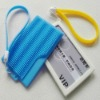 silicone credit/blue card case