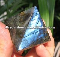 Natural and shining labradorite egyptian pyramid,handmade natural stone pyramid, natural stone sculptures