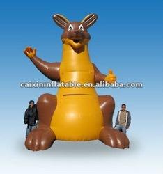 inflatable animal moscot Inflatable happy Kangaroo