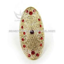 2012 Vintage New Design Gold ring