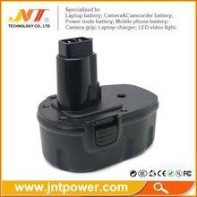 14.4V 3.0AH Ni-Mh battery for DEWALT DE9038 DE9091 DC9091 DE9092 DE9094 DC551KA DC612KA DC613KA DC614KA Power Tool battery