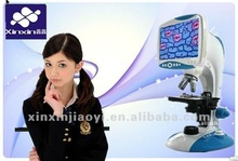 Children /Students Digital LCD Educational Microscope DMS-Series