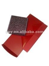 2012 GYY Flocking lid foldable box