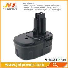 14.4V 3.0AH Ni-Mh battery for DEWALT DE9502 DE9094 DW9091 DW9094 DW983K-2 DW984 DC735KA DC735KB DC830 Power Tool battery
