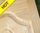 veneer moulded HDF indoor door panel 2100*970*3.0mm