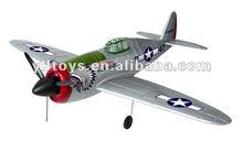 2.4G 4ch EPO P-47 Thunder rc plane