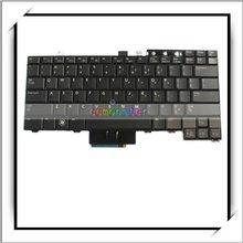 HOT! E6400 UK717 For Dell Latitude Backlit Keyboard
