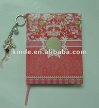 2012 New Design hard cover note books
