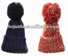 girls fashion 2012 best selling acrylic bobble hats