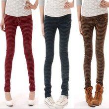 2012 Corea fashion suitsuke cell pencil trousers
