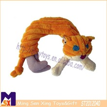 adorable unique slim cat walking fashion style cat stuffed toy