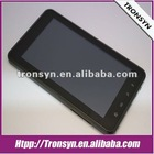 7 Inch Capacitive Multi Touch Screen tablet pc 3g sim card slot with WiFi/Bluetooth