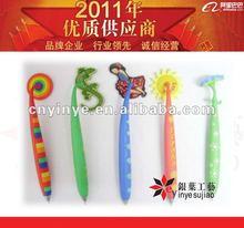 Cheap PVC /Rubber Magnetic Ballpoint Pen