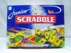 plastic educational toy scrabble tiles