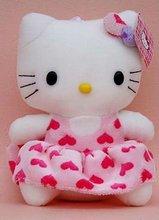 Lovely and cheap beautiful plush hello kitty
