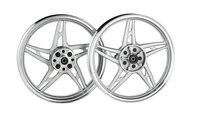 motorcycle alloy wheel for suzuki EN 125 tubeless wheel