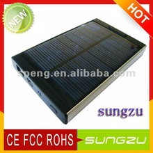 Sungzu Excelent 4000mah Protable Solar Charger Mobilephone&Travelling Mobile Solar Charger For IPhone In Energy