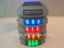 high brightness LED solar road stud / road marker / cat eye