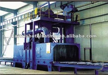 Roller Conveyor Shot Blast Machine