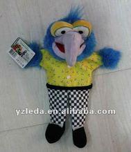2012 Plush Elmo Sesame Street Puppet Toy