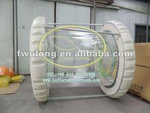 single layer water roller wheel
