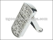 diamond usb / white diamond usb flash drive / diamond