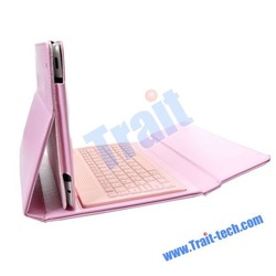 color changing mobile phone case for iPad 2 with keyboard