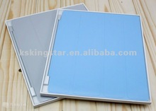 for new ipad 3 smart leather cover