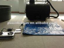household portable solar digester