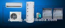 1ton 12000btu energy saving solar air conditioner and solar water heater