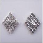 Diamond rhinestone embellishment
