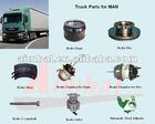 MAN truck spare part