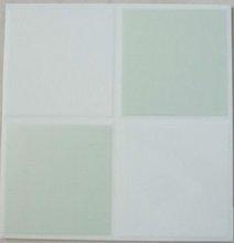 light blue border ceramic tile for bathroom use 300x300mm