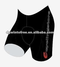 2012 Formaggio Flatseam 6-Panel Lycra Cycling Shorts
