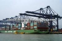 DG cargo transport service fm Dalian to Vladivostok
