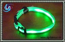 2012 Hot --selling led flashing pet collar,Flashing LED safe pet collar ,LED Pet collar,