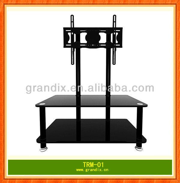 Plasma tv lcd de pantalla del soporte del piso muebles - Mesas para televisores plasma ...