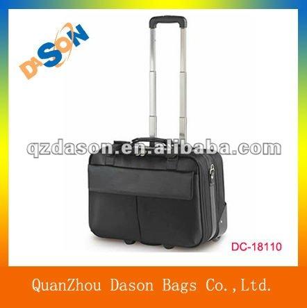 Multi-functional 420D trolley laptop bag
