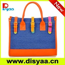Canvas popular tote bag for ladies
