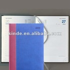 2013 popular A5 leather daily agendas